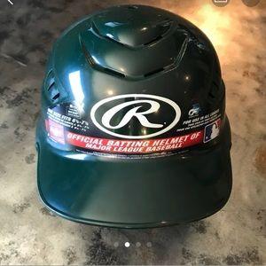 New Rawlings Baseball Helmet